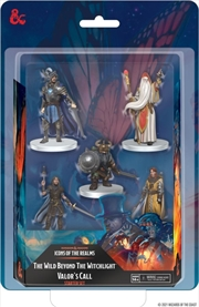 Dungeons & Dragons - Icons of the Realms Set 20 Wild Beyond the Witchlight Valor's Call | Games