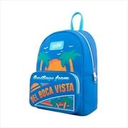 Seinfeld - Del Boca Vista Mini Backpack | Apparel