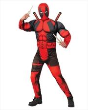 Deadpool - Size Teen | Apparel