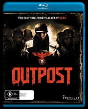 Outpost   Blu-ray