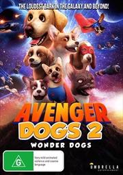 Avenger Dogs 2 - Wonder Dogs | DVD