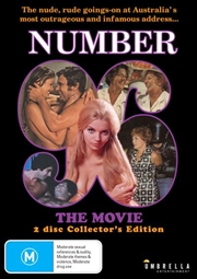 Number 96 - The Movie | DVD