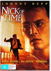 Nick Of Time | DVD