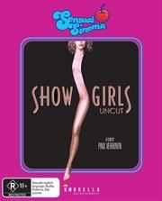 Showgirls | Sensual Sinema | Blu-ray