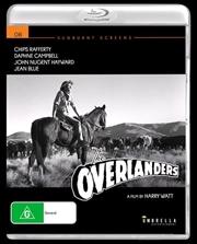 Overlanders | Sunburnt Screens #8, The | Blu-ray