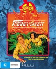 Turkey Shoot - Limited Edition   Ozploitation Classics #7   Blu-ray