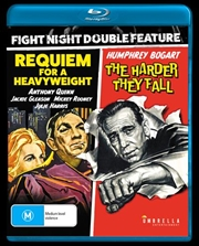 Harder They Fall / Requiem For A Heavyweight   Fight Night Double Feature, The   Blu-ray