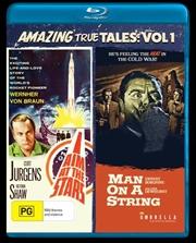 I Aim At The Stars / Man On A String - Vol 1   Amazing True Tales   Blu-ray