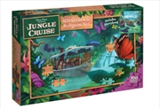 Jungle Cruise: Storybook And Jigsaw Puzzle | Colouring Book