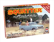 Squatter Holden Board Game - 70th Anniversary Edition | Merchandise