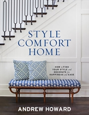Style Comfort Home | Hardback Book