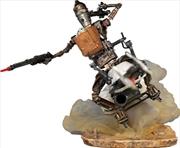 Star Wars: Mandalorian - IG-11 & Child Deluxe 1:10 Scale Statue   Merchandise