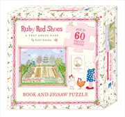 Ruby Red Shoes Book And Jigsaw | Paperback Book