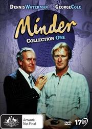 Minder - Collection 1 | DVD