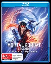 Mortal Kombat - Battle Of The Realms | Blu-ray