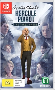 Agatha Christie Hercule Poirot The First Cases | Nintendo Switch
