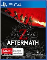 World War Z Aftermath | PlayStation 4
