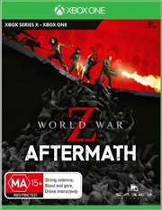 World War Z Aftermath | XBox One