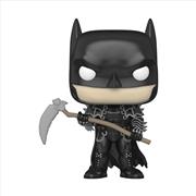 Batman - Batman w/Scythe Pop! SD21 RS | Pop Vinyl