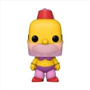 Simpsons - Homer Belly Dancer Pop! SD21 RS | Pop Vinyl