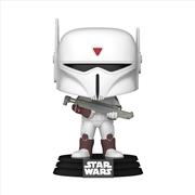 Star Wars: Rebels - Imperial Commando (White) Pop! SD21 RS | Pop Vinyl