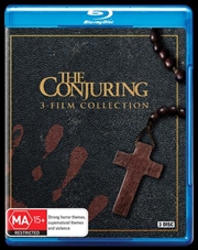 Conjuring | 3-Film Collection, The | Blu-ray