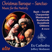 Baroque Christmas: Sanctus | CD