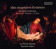 Christmas Cantatas | CD