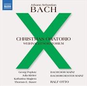 Christmas Oratorio | CD