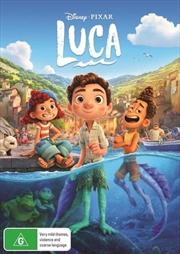 Luca | DVD