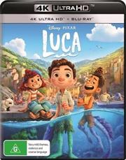 Luca | Blu-ray + UHD | UHD