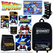 Back To The Future Showbag | Merchandise