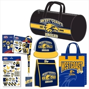 AFL West Coast Eagles Showbag | Merchandise