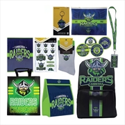 NRL Canberra Raiders Showbag | Merchandise