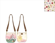 Loungefly - Snow White and the Seven Dwarfs - Castle Crossbody | Apparel