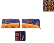 Loungefly - Marigold Bridge Zip Purse | Apparel