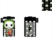 Loungefly - Beetlejuice - Dantes Inferno Pop! Card Holder | Apparel