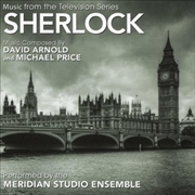Sherlock: Music From The Television Series - O.S.T   CD