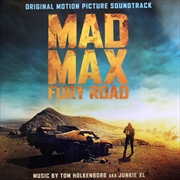 Mad Max : Fury Road Ost | Vinyl