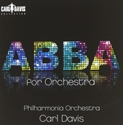 Abba For Orchestra   CD