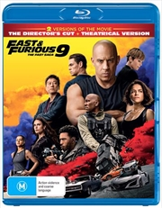 Fast and Furious 9 - The Fast Saga | Blu-ray
