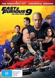 Fast and Furious 9 - The Fast Saga | DVD