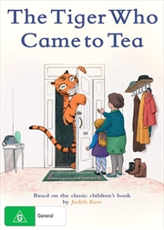 Tiger Who Came To Tea, The | DVD