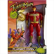 """Jingle all the Way - Turbo Man 13.5"""" Action Figure with Light & Sound 