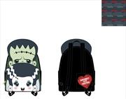 Loungefly - Universal Monsters - Frankie & Bride Mini Backpack | Merchandise
