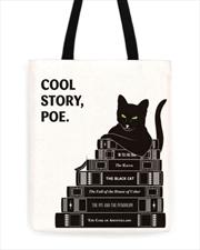 Edgar Allan Poe Cool Story Poe Tote | Apparel