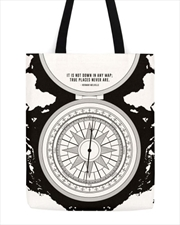 Herman Melville Compass Tote | Apparel