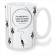 Charlotte Bront Bicycle Mug   Merchandise