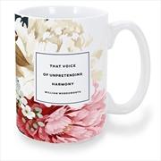 William Wordsworth Harmony Mug   Merchandise
