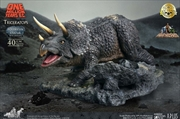 One Million Years Bc Triceratops Statue   Merchandise